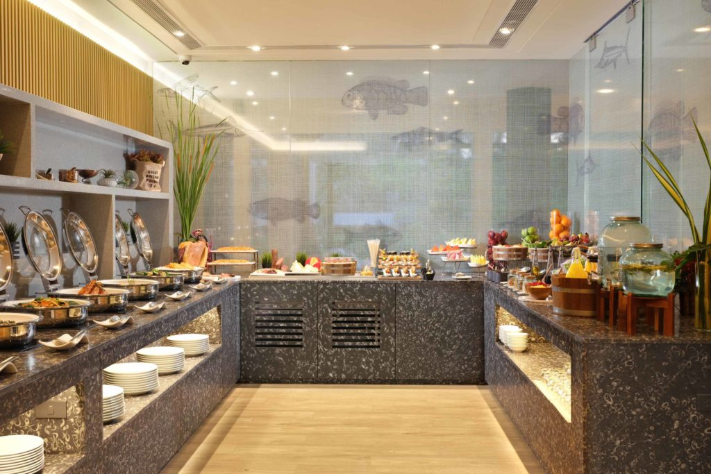 seaview restaurant-theshellseakrabi-luxuryresort