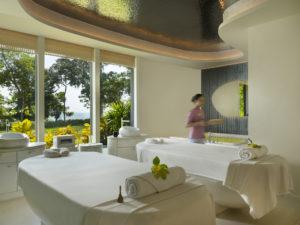 Couple Treatment Room at Otium Spa - the shellsea-krabi-luxuryresort-thailand